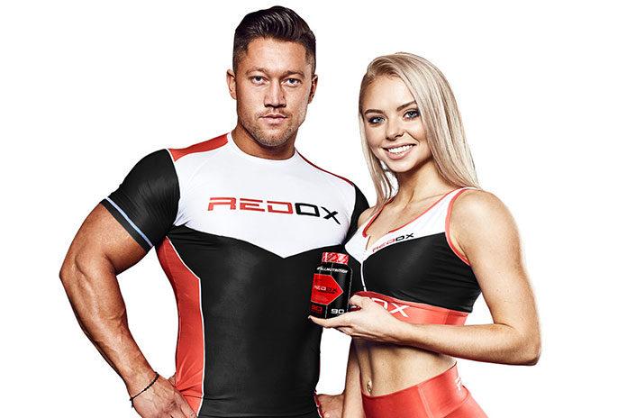 REDOX HARDCORE - tabletki przyszpieszające odchudzanie
