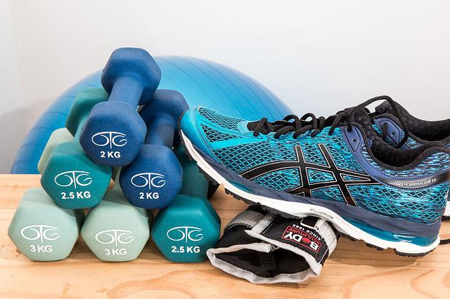 Obuwie dla aktywnych fizycznie
