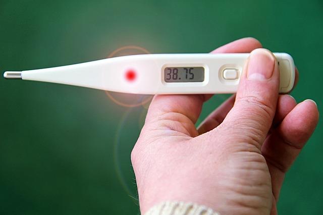 jak dostać gorączki