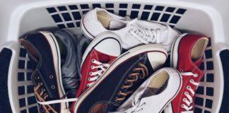 wyprane buty