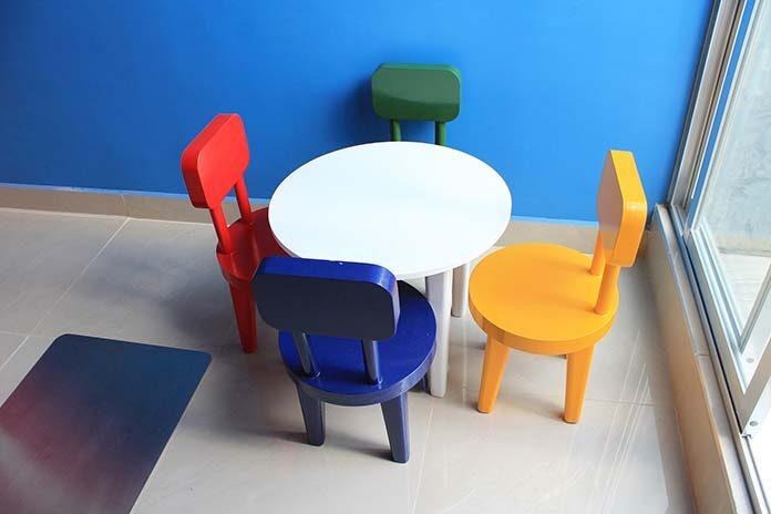 Na jaki kolor pomalować pokój dziecka