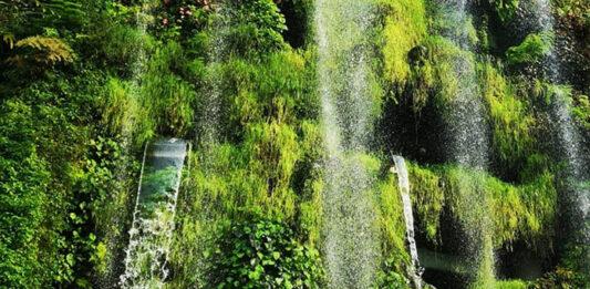 WODA NA PRZYDOMOWYM TARASIE LUB BALKONIE