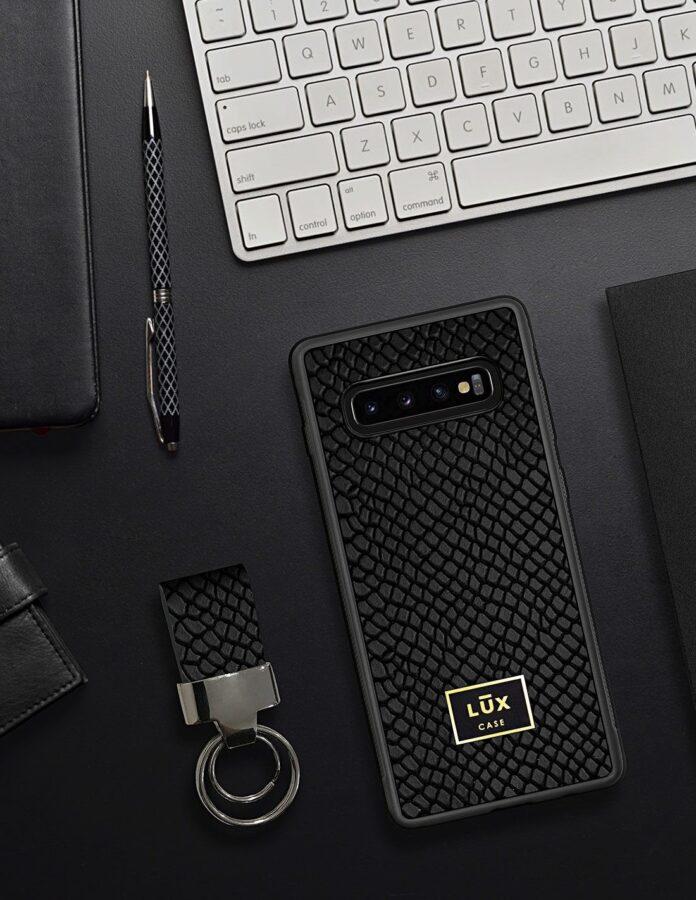 Etui skórzane Samsung Galaxy S10 Plus